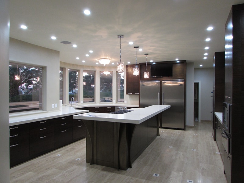 Kitchen-view-led-lighting
