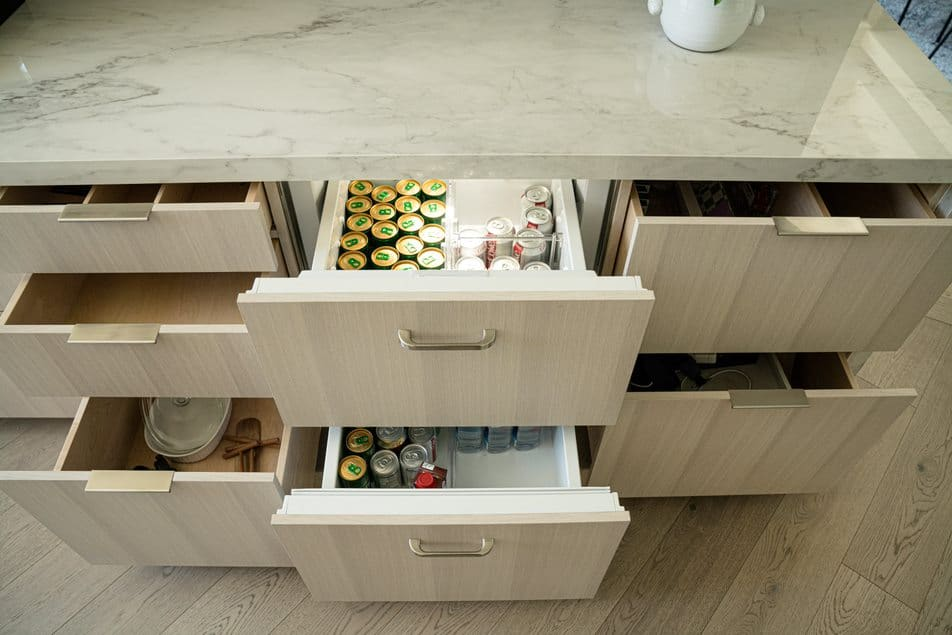 Undercounter Cooling Drawers