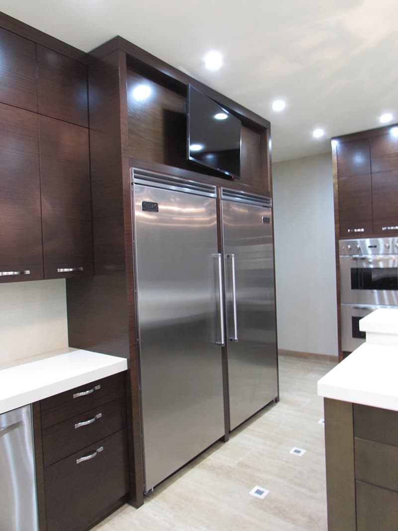 kitchen-stainless-steel-fridge-and-freezer