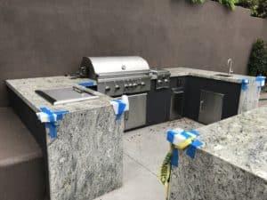 Granite Barbecue