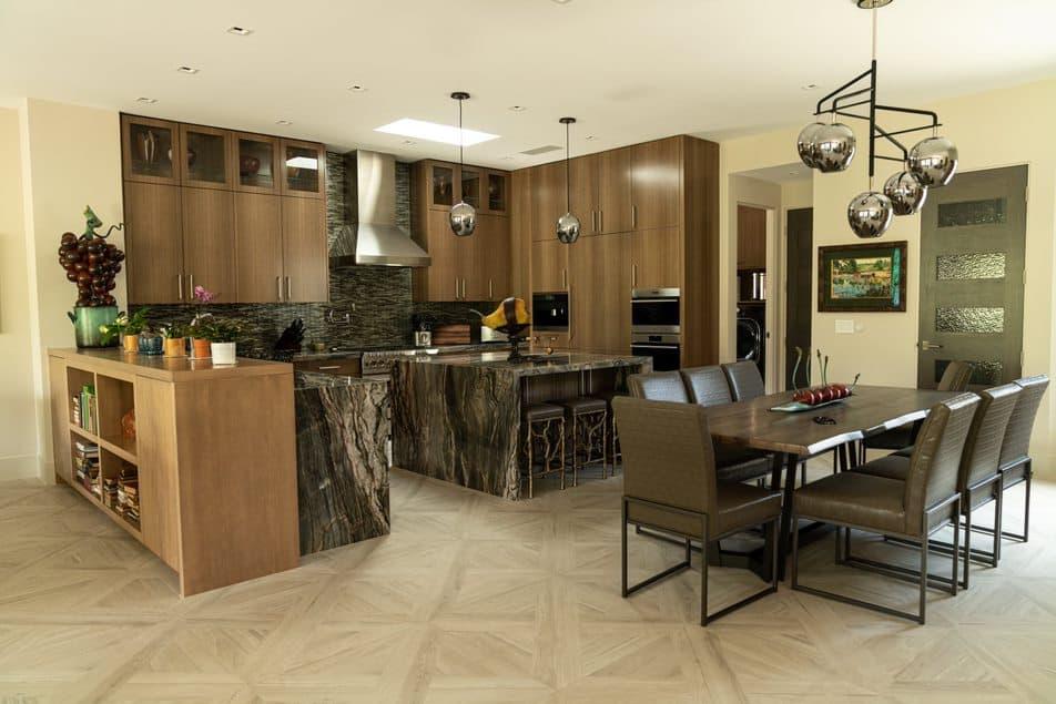 Kitchen at Siena